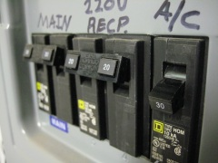 Circuit Breakers, Graves Heating and Air, Rosa Media Productions