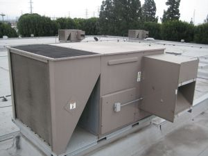 Commercial HVAC Unit, Graves Heating and Air, Rosa Media Productions